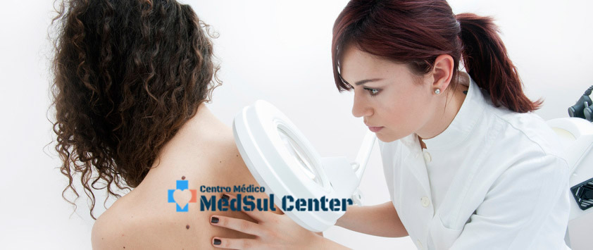 DERMATOLOGIA CLINICA MÉDICA POPULAR MEDSUL CENTER COPACABANA