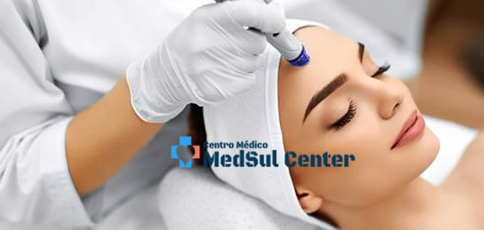 DERMATOLOGIA ESTÉTICA CLINICA MÉDICA POPULAR MEDSUL CENTER COPACABANA